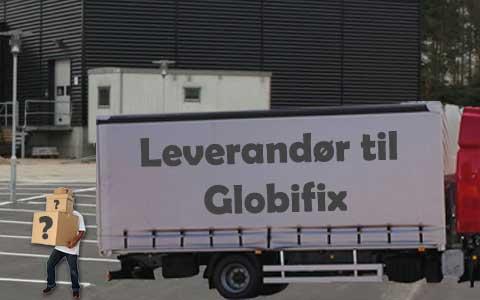 Bliv leverandør til Globifix