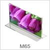 Akryl skilte M65 - Bestil online med hurtig levering