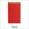 Flotte gaveposer i rød farve