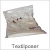 Beskyt dine varer med textilposer
