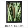 Plakatramme i stor format på 100 X 140 cm