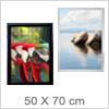 50 X 70 cm plakatrammer - Kan bruges i enhver handel
