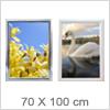 Plakatrammer i 70 X 100 cm - Til gode priser