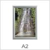 Plakatrammer i A2 format - Kan bruges i enhver handel