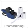 Prismærkning af produkter
