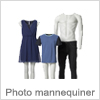 Smarte photo mannequiner til fotografering af produkter