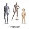 Højkvalitets mannequiner - Flot detaljeret design