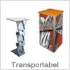 Transportable diske - Perfekt som messedisk