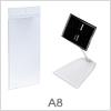 Skilteholder A8 - Online salg af A8 skilteholder af plast