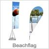 Beachflag og eventflag - Køb billigt online