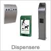 Dispensere - askebæger, hundeposer etc