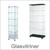 Glasvitriner & Glasmontre til billig pris - Flot og høj kvalitet