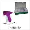 Textil mærkning med fin textilpistol - Køb online