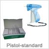 Tekstil mærkning - Smarte tekstilpistol etc.