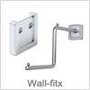Wall-fitx et fleksibelt vægsystem med mange muligheder
