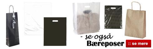 Køb bæreposer online til billige priser