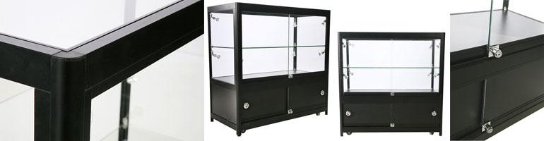Få et flot glasskab fra Globifix - Online salg