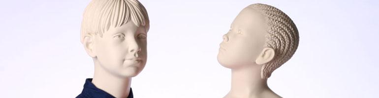 Online salg af børnemannequiner til gode priser