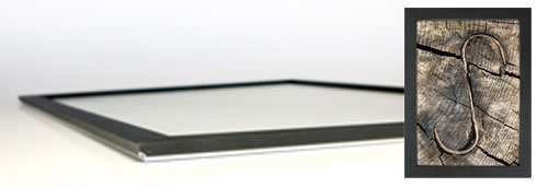 Ramme 100x140 cm i flot design - Køb ramme 100x140 online her