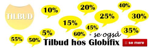 Se tilbud hos Globifix - online salg