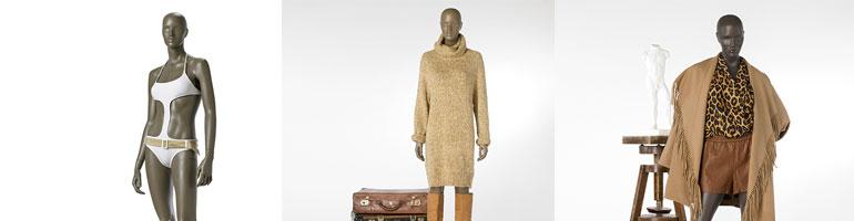 Dame mannequiner - Flot design og høj kvalitet, køb online