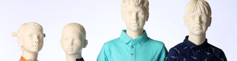 Børnemannequiner - Online salg med hurtig levering