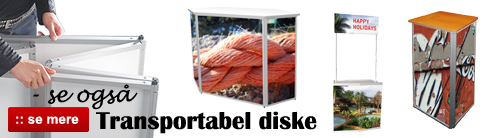 Se vores transportabel diske