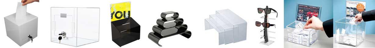 Salg af akryl display og billige akryl podier