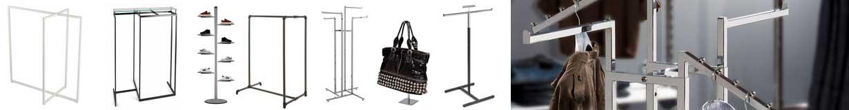 Online salg af tøjstativer til billige priser - Køb her