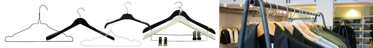 Køb bøjler til voksen tøj billigt online