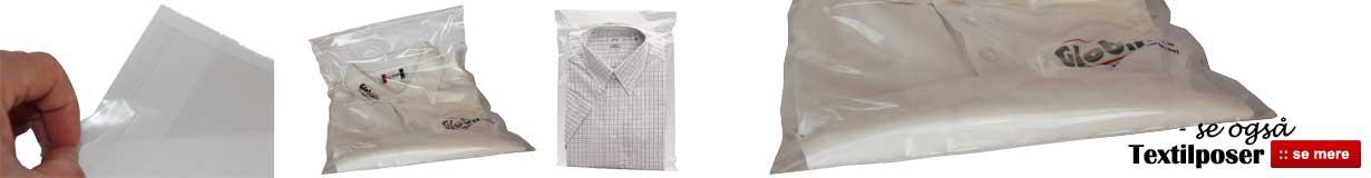 Køb tekstilposer billigt online med hurtig levering