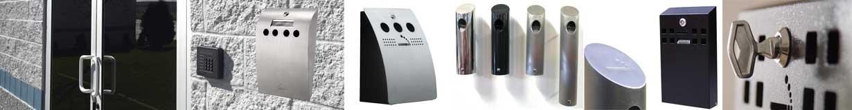 Online salg af askebæger og udendørs askebæger